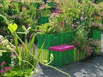 Design din hage med høybed