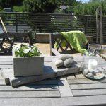 Ny uteplass/terrasse på hytta, byggeprosessen fra a-å