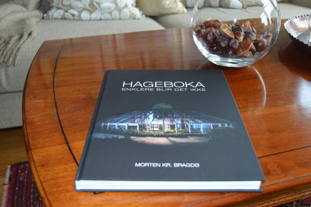 Omslaget til Hageboka