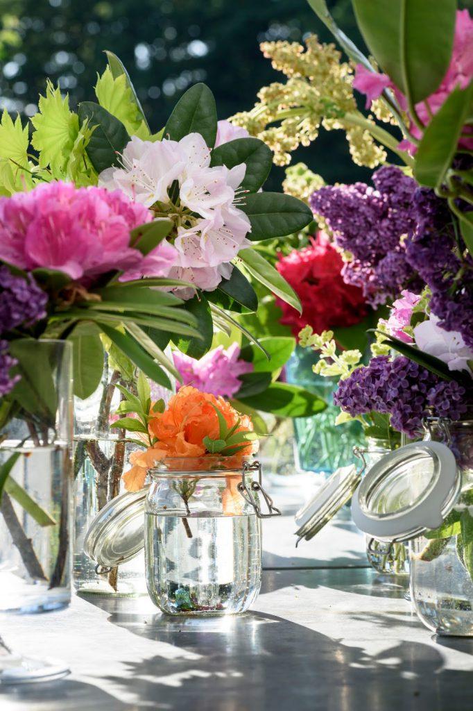 Blomsterbilde fra Hageboka