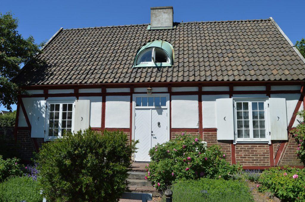 Den tidligere gartnermesterens bolig