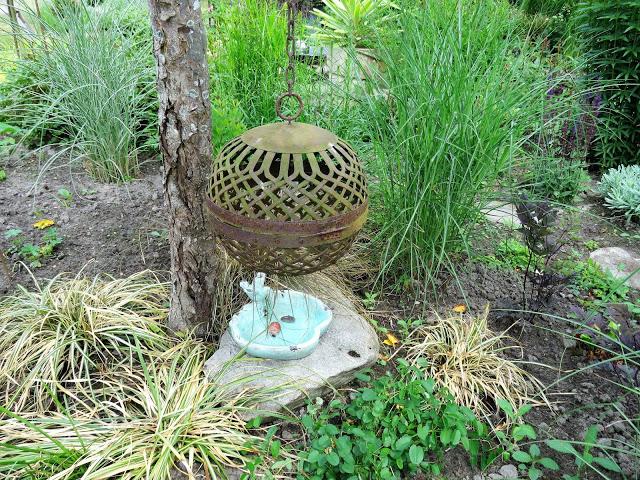 Nyt en hage fra Trädgårdsrundan i Helsingborg - Elementer fra en av besøkshagene