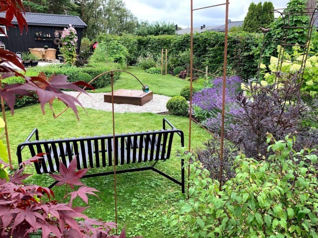 Tips til å lage din egen hage - fra Furulunden