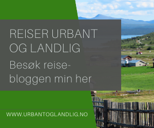 Reiseannonse - Urbantoglandlig