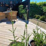Trebeskyttelse med lang holdbarhet - ferdigbehandlet terrassegulv med Sioox