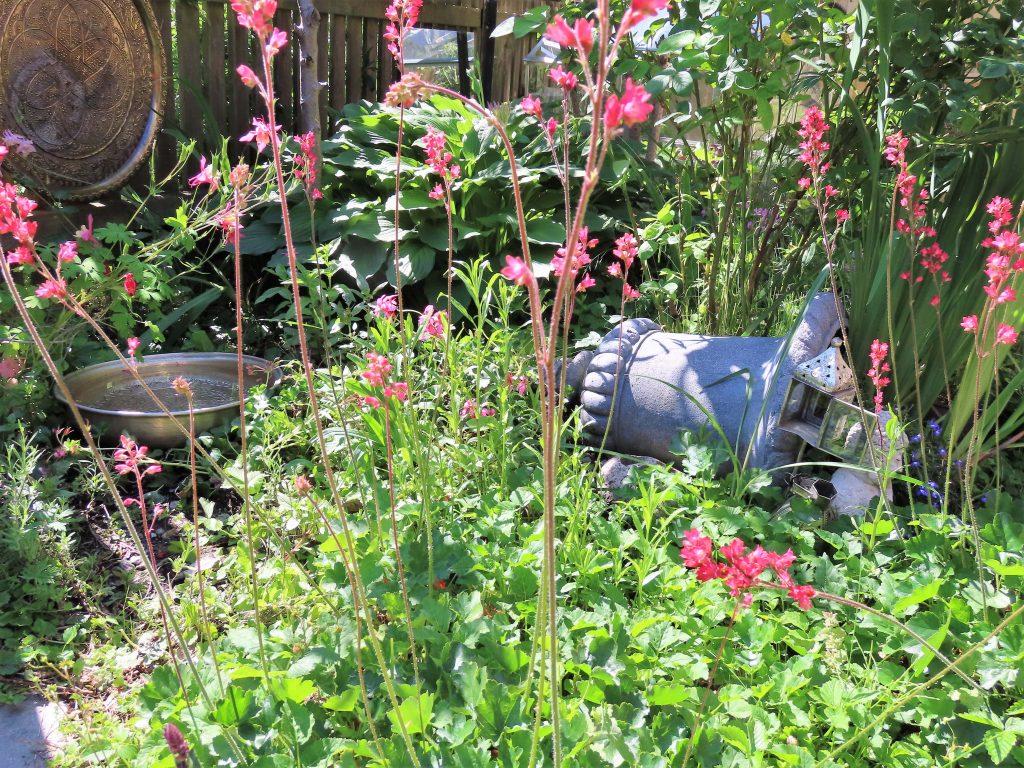 Når hagen preges av ditt kunstnersinn - Vaterland - blomsterbed