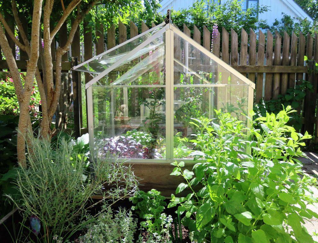 Når hagen preges av ditt kunstnersinn - Vaterland - kjøkkenhagen
