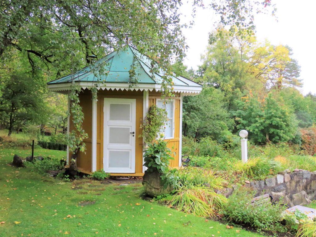 Ramme Gård, en eventyrlig virkelighet - Privat lysthus på Ramme Gård