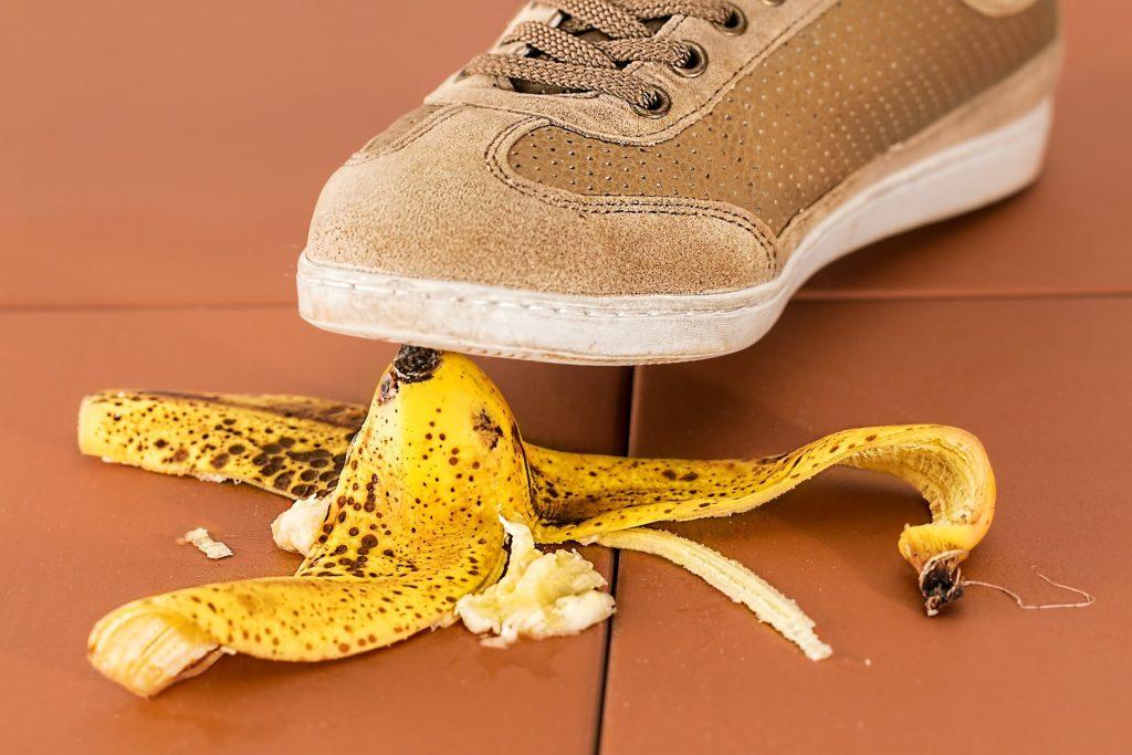 13 variasjoner av hjemmelaget gjødsel til hagen din - bananskall Foto Pixabay