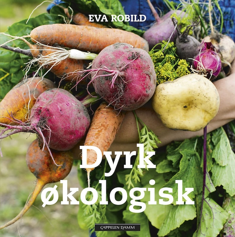 Dyrk økologisk - vinn 2 bøker Foto Cappelen Damm